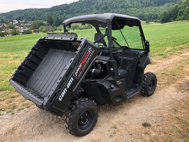 Can-Am Traxter HD 5 | Kleintransporter | Agropool