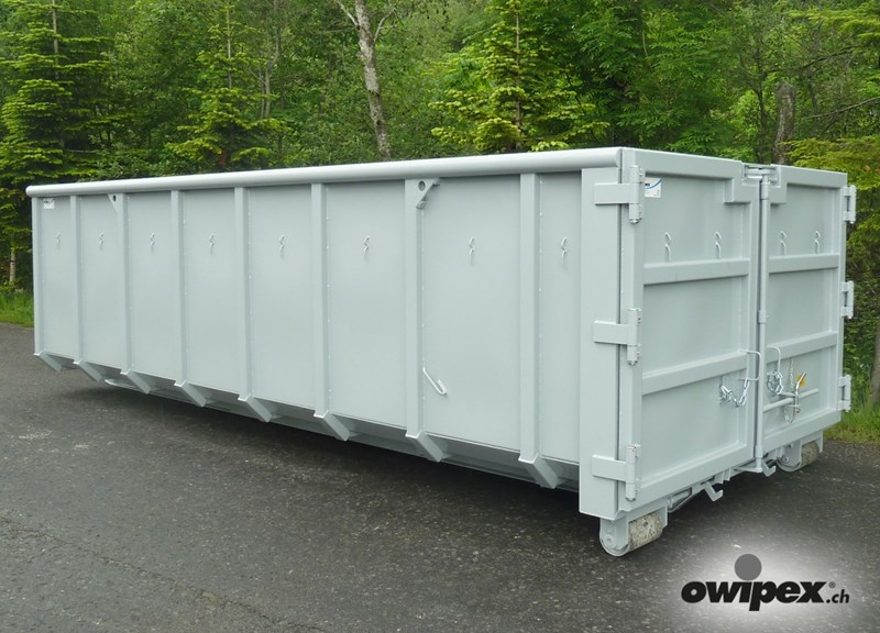 Abrollcontainer 20 m3 | Container | Agropool