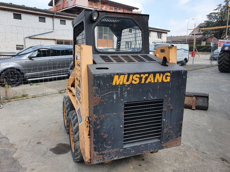 Kompaktlader Mustang 920 | Chargeur compact | Agropool